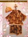 Tina Givens Sewing Patterns - Kimono Suit for Baby (Kimono Kid)