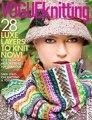 Vogue Knitting International Magazine - '13/14 Winter