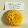 Malabrigo Worsted Merino Samples - Cadmium