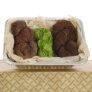 Sweet Potato Cowl - Brown/Green