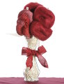 Rowan Lithosphere Shawl Bouquet - Maple
