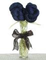 Malabrigo Rios 'Blue Valentine' Bouquet