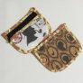 Chicken Boots Stitch Marker Pouch - Sherlock