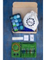 Jimmy Jumble Gift Box - Blue/Green