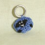 Lantern Moon Stitch Markers - Blue Sheep