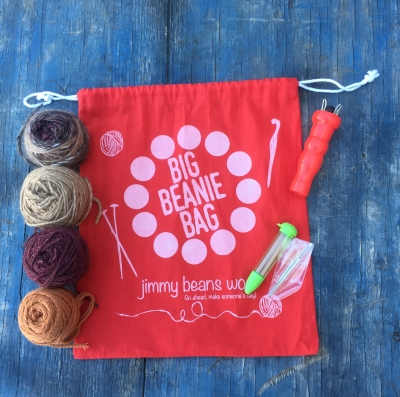 June BIG Beanie Bag contents