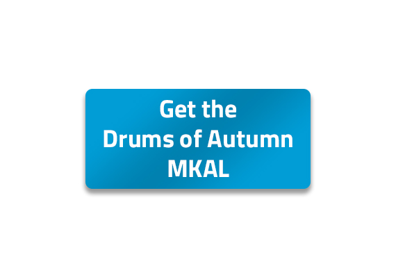 Get Rachel Roden Drums of Autumn MKAL