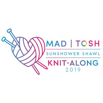 Tosh Shawl KAL