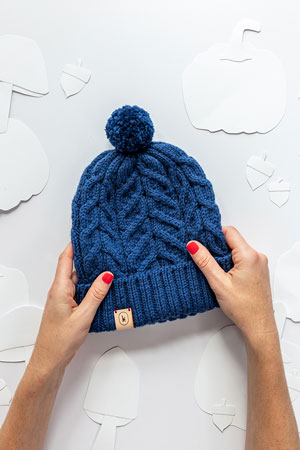 Year of Hats - October Free Pattern