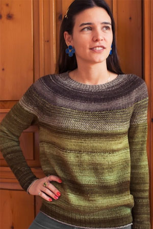 Basilica Pullover Free Pattern