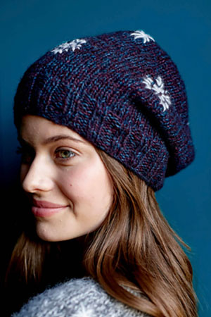 Canaan Hat Free Pattern