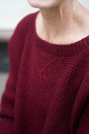 Creek Sweater Free Pattern