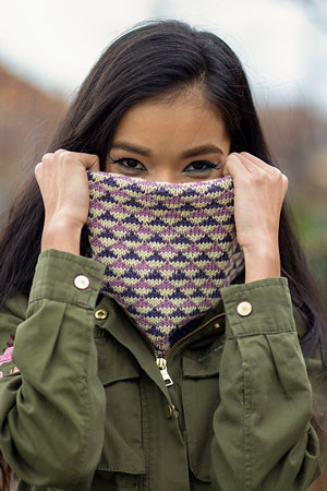 Equilateral Cowl Free Pattern