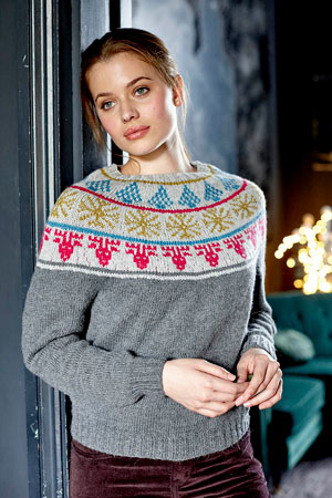 Fraser Sweater Free Pattern