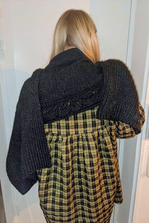 Julie Wrap Free Pattern