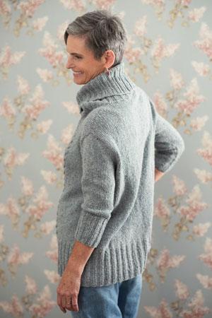 Keene Pullover Free Pattern