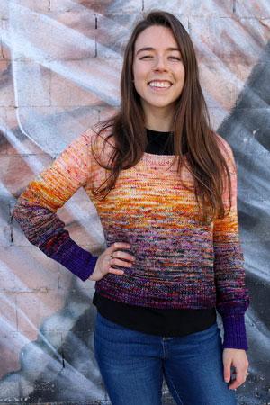 Le Pouf Sweater Free Pattern