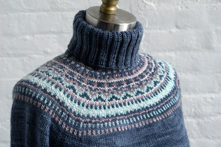 Limoges Pullover Free Pattern