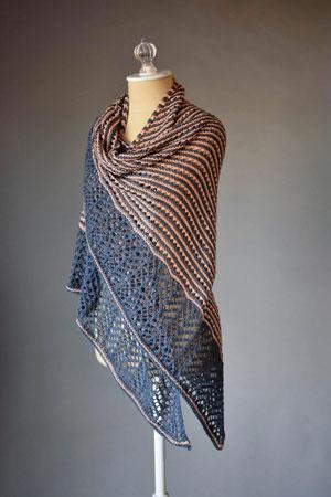 Sorbet Shawl Free Pattern
