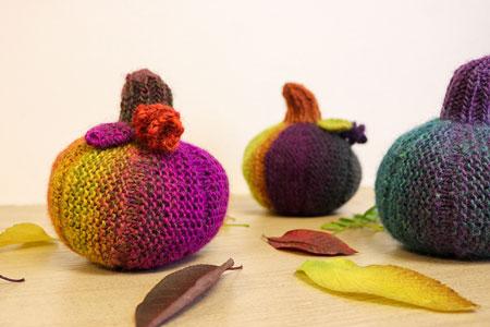 Wee Pumpkins Free Pattern