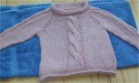 baby sweater example