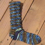 Create a Knitting Diagram from a Pattern Finished Product