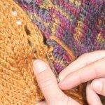 Mattress Stitch - 5