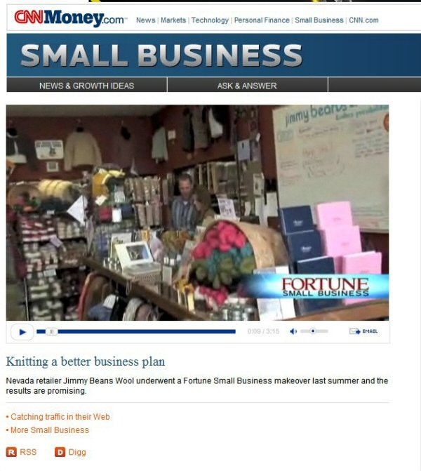 CNN.com - Fortune Small Business Makeover Follow-up