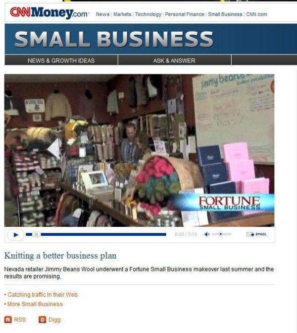 CNN.com - Fortune Small Business Makeover Follow-up