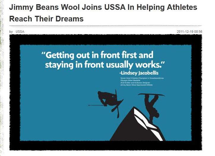 USSA Sponsorship