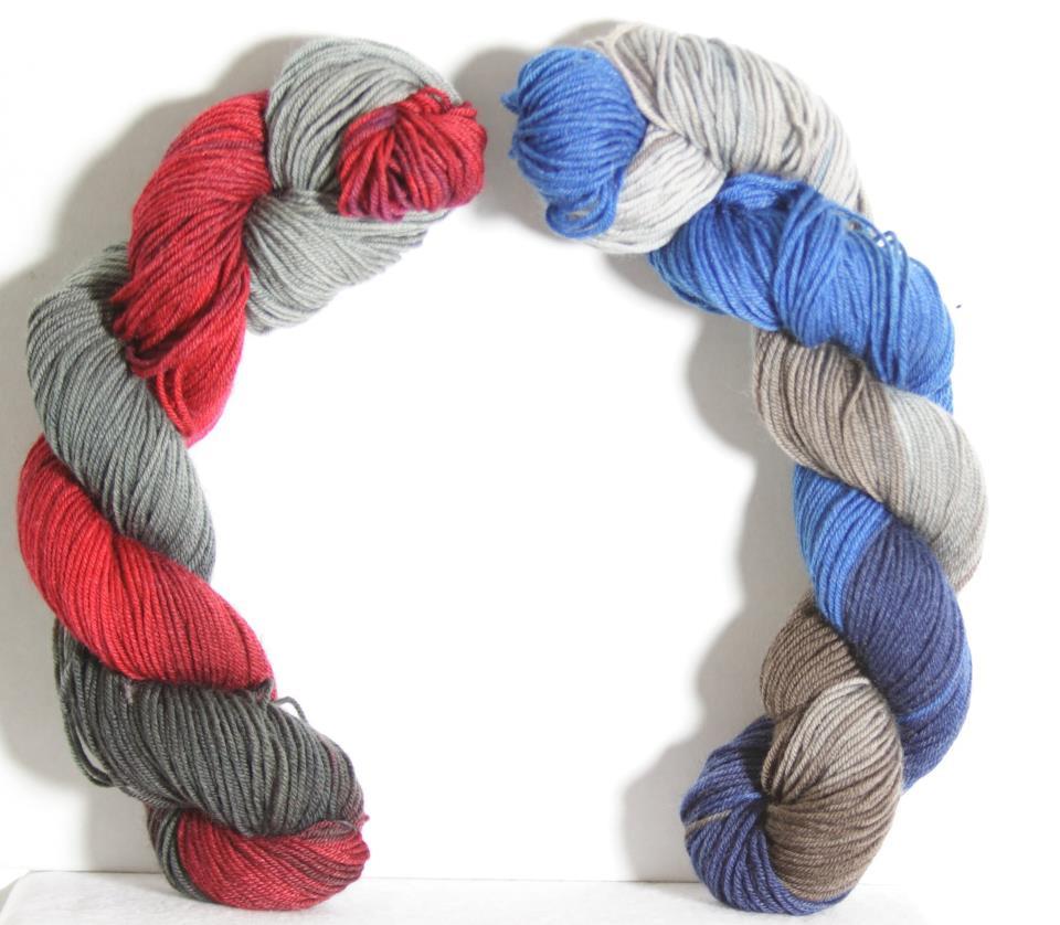 Lorna's Laces Election Colors