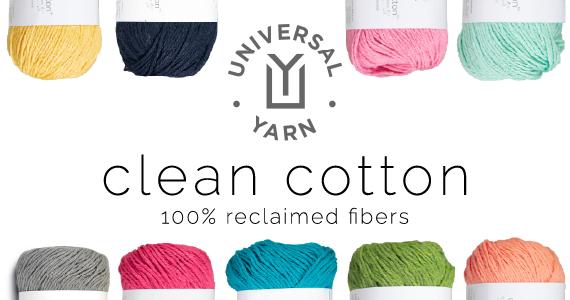 Universal Clean Cotton Header