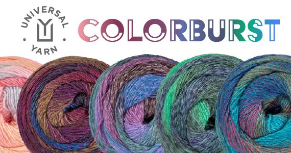 Universal Yarn Colorburst