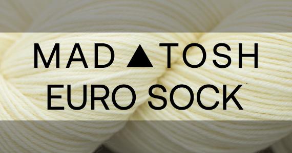 Madelinetosh Euro Sock