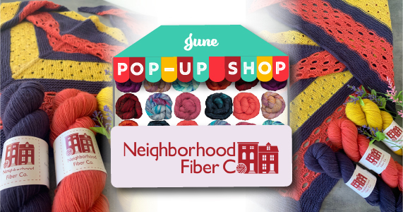 Neighborhood Fiber Co Header