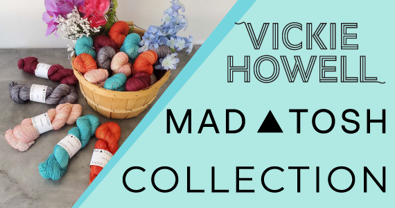 Vickie Howell x MT Collection