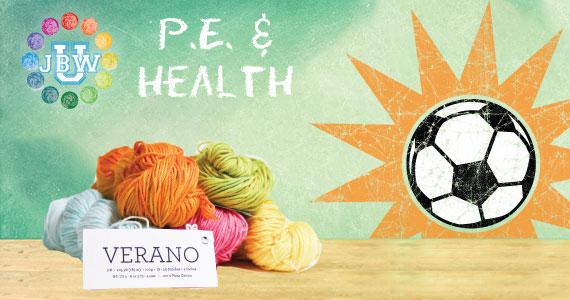 Jimmy Beans University: P.E. Health Class