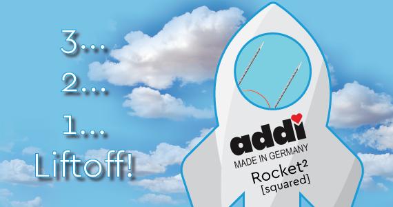 Addi Rocket Squared