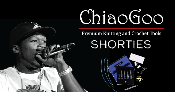 ChiaoGoo Shorties Interchangeables