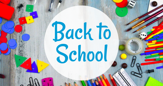 Back To School Header