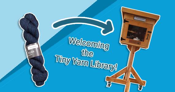 Tiny Yarn Library