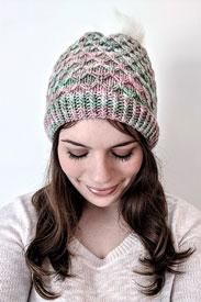 Lorna's Laces Shepherd Worsted Storyteller Hat Kit