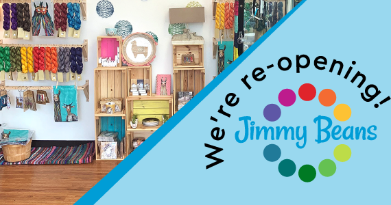 Jimmy Beans Wool - Opening November 3