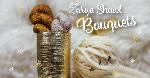 Zarya Shawl Bouquet