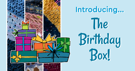 Birthday Box Header