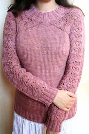 Madelinetosh Tosh Merino Bloomsbury Pullover Kit