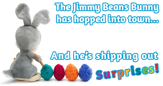 Jimmy Beans Bunny