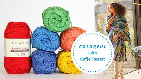Kaffe Fassett Handknit Cotton