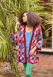 Rowan Handknit Cotton Shuffle Kimono