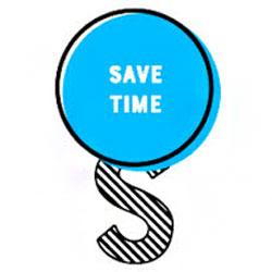 SmartStix S means Save Time